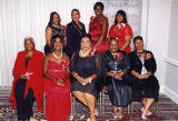 Delta Sigma Theta Sorority Photograph 084: Sorors at the Norfolk Alumnae Chapter's 85th Anniversary Celebration, 2014