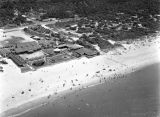 Aerial View of Seaview Beach Amusement Park, 1947 - Virginia Beach, Virginia